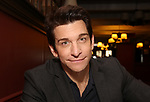 Andy Karl during the Andy Karl Sardi's Portrait unveiling at Sardi's on May 31, 2017 in New York City.