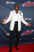 "LOS ANGELES - AUG 20:  Terry Crews at the ""America's Got Talent"" Season 14 Live Show Red Carpet at the Dolby Theater on August 20, 2019 in Los Angeles, CA"
