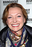 Julie White attending the Broadway Opening Night Performance of 'The Mystery of Edwin Drood' at Studio 54 in New York City on 11/13/2012