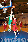 Saint Marys v Saint Brendans Basketball