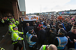 - Blackpool vs. Nottingham Forest - Skybet Championship - Bloomfield Road - Blackpool - 14/02/2015 Pic Philip Oldham/Sportimage