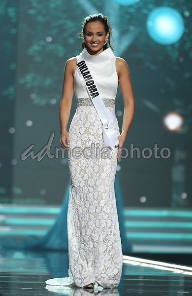 11 May 2017 - Las Vegas, Nevada -  Miss Oklahoma, Alex Smith.  The 2017 Miss USA Preliminary Competition at Mandalay bay Event Center at Mandalay Bay resort and Casino.  Photo Credit: MJT/AdMedia