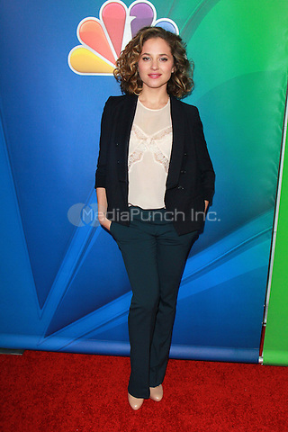 PASADENA, CA - JANUARY 16: Margarita Levieva at NBCUniversal's 2015 Winter TCA Tour - Day 2 at The Langham Huntington Hotel and Spa on January 16, 2015 in Pasadena, California. Credit: David Edwards/DailyCeleb/MediaPunch