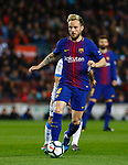 Rakitic FC Barcelona 3 a 1 CD Leganes Jornada 31 de liga, 7 April 2018, Estadio Camp Nou, Barcelona. Photo Martin Seras Lima