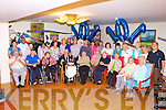 Michael Dowling Ross Road Killarney celebrated his 101st birthday with his family and friends in Our Lady of Lourdes care facility Kilcummin on Friday