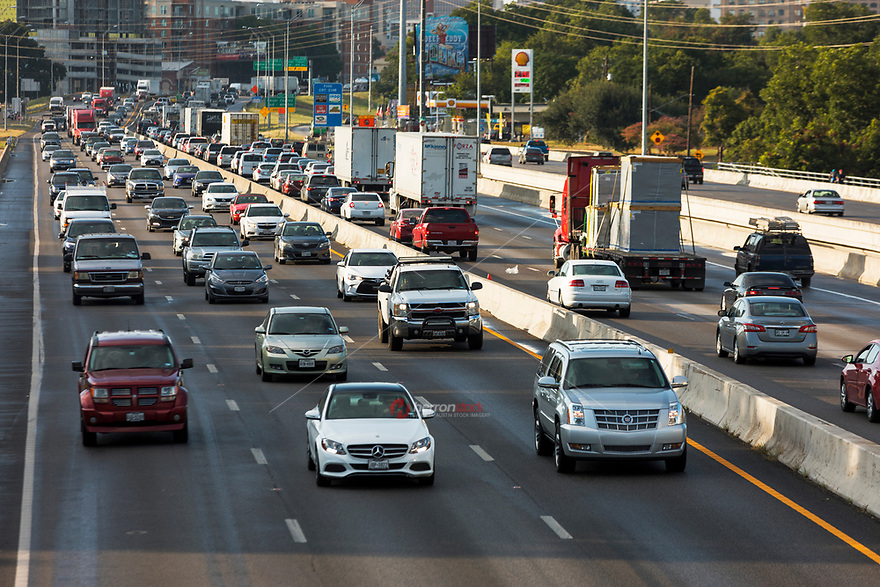 Austin traffic getting worse; commute times increase and one stretch of I-35 among slowest in the country.