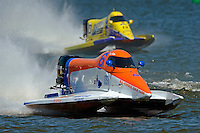 Kris Hilton, #6 and Tracy Hawkins, #13   (Sport F1)