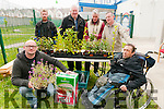 Listowel Men's Shed: Members of Listowel Men's Shed gardening group pictured on Friday last doing a gardening course with tutor Denis Robinson. Front: Gary Kelly & Sheamus O'Sullivan. Back : Timothy Bullman, Richard Boyd, Denis Cotter & Denis Robinson.
