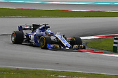 29th September 2017, Sepang, Malaysia;  Motorsports: FIA Formula One World Championship 2017, Grand Prix of Malaysia, #9 Marcus Ericsson (SWE, Sauber F1 Team),