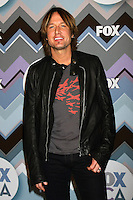 LOS ANGELES - JAN 8:  Keith Urban attends the FOX TV 2013 TCA Winter Press Tour at Langham Huntington Hotel on January 8, 2013 in Pasadena, CA