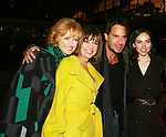 AMC's Jill Larson, Bobbie Eakes, Ricky Paull Goldin, Eden Riegel pose at the ABC Daytime Casino Night on October 23, 2008 at Guastavinos, New York CIty, New York. (Photo by Sue Coflin/Max Photos)
