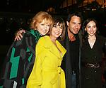 AMC's Jill Larson, Bobbie Eakes, Ricky Paull Goldin, Eden Riegel pose at the ABC Daytime Casino Night on October 23, 2008 at Guastavinos, New York CIty, New York. (Photo by Sue Coflin/Max Photos)
