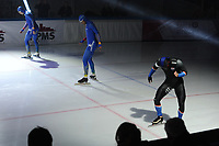 SCHAATSEN: LEEUWARDEN: 15-03-2017, Elfstedenhal, De Zilveren Bal, ©foto Martin de Jong