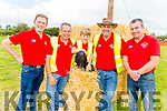 Hard working committee at the Abbeydorney Vintage Family fun day on Sunday. <br /> L to r: Jack O'Connor, Paul Byrne, Tom O'Connell, Mike Baker and Eamon O'Connell.