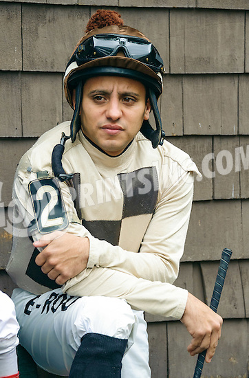 Erick Rodriguez at Delaware Park on 9/28/16