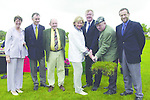 Minster for Justice John O'Donoghue getting a helping hand from Deputies Breda Moynihan Cronin and Jackie Healy Rea to turn the sod at Fossa Gaa Clubhouse in Gortroe on saturday with Club Secretaty Noreen Lyne and Chairman Tony Conlon, Chairman East Kerry Board Pat Sweeney and Former Chairman Munster Council Sean Kelly. Jackie Healy-Rae, TD from the book by Don MacMonagle entitled 'Jackie - Keeping Up Appearances' published in 2002.