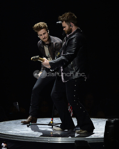 SUNRISE FL - NOVEMBER 17: The Swon Brothers performs at The BB&T Center on November 17, 2016 in Sunrise, Florida. Credit: mpi04/MediaPunch