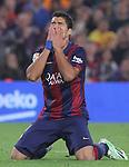 2014.11.01 La LIga FC Barcelona v Celta
