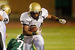 Torrance, CA 10/06/11 - Okuoma Idah (Peninsula #24) in action during the Peninsula vs South Varsity football game.
