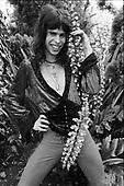AEROSMITH, LIVE, SESSION, BACKSTAGE, 1975, NEIL ZLOZOWER