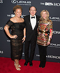 WASHINGTON, DC - JANUARY 24: Debra Lee,  Phillppe and Deborah Dauman  attend The BET Honors at the Warner Theatre on January 24, 2015 in Washington, D.C. Photo Credit: Morris Melvin / Retna Ltd.