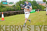 Toby and Wrenn Cooper taking part n the wife-carrying championships at Sneem Family Festival this weekend.