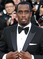 CANNES, FRANCE - MAY 19: Sean Combs attends the 'Lawless' Premiere attends the 'Lawless' Premiere during the 65th Annual Cannes Film Festival at Palais des Festivals on May 19, 2012 in Cannes, France.