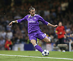 Gareth Bale of Real Madrid during the Champions League Final match at the Millennium Stadium, Cardiff. Picture date: June 3rd, 2017.Picture credit should read: David Klein/Sportimage