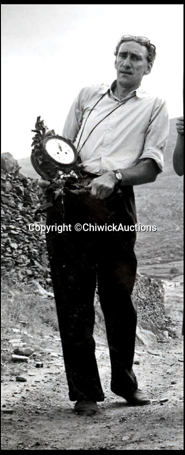 BNPS.co.uk (01202 558833)<br /> Pic:  ChiswickAuctions/BNPS<br /> <br /> Charles Hewitt.<br /> <br /> Remarkable previously unseen photos documenting the momentous closing stages of World War Two and its historic aftermath have come to light.<br /> <br /> They were taken by Sergeant Charles Hewitt, of the Army Film and Photographic Unit, who later went on to work for the Picture Post and the BBC.<br /> <br /> He was present at many of the important offensives of 1944 and '45 including the Battle of Monte Cassino during the Italian Campaign and the Allies advance into Germany following the D-Day invasion.