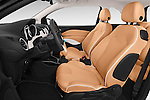 Front seat view of a 2015 Opel Adam Rocks 3 Door Hatchback front seat car photos