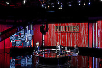 Roma 07-09-2016 Rai, trasmissione televisiva 'Politics'.<br /> Rome 7th September 2016 Tv show 'Politics'.<br /> Photo Samantha Zucchi Insidefoto