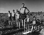Bume tribe, Omo Valley, southern Ethiopia, 2003-2004
