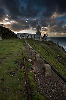 North Light on Lundy Island, Bristol Channel