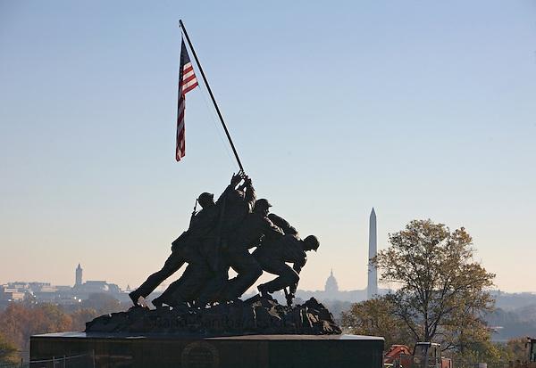 Iwo Jima Memorial Washington DC