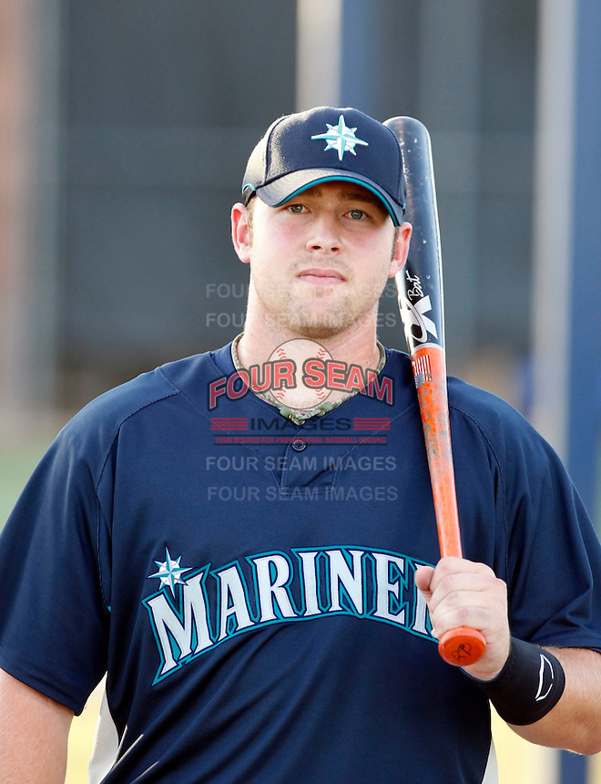 Rich Poythress - AZL Mariners - 2009 Arizona League.Photo by:  Bill Mitchell/Four Seam Images..