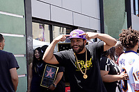 LOS ANGELES - JUN 12:  O'Shea Jackson Jr at the Ice Cube Star Ceremony on the Hollywood Walk of Fame on June 12, 2017 in Los Angeles, CA