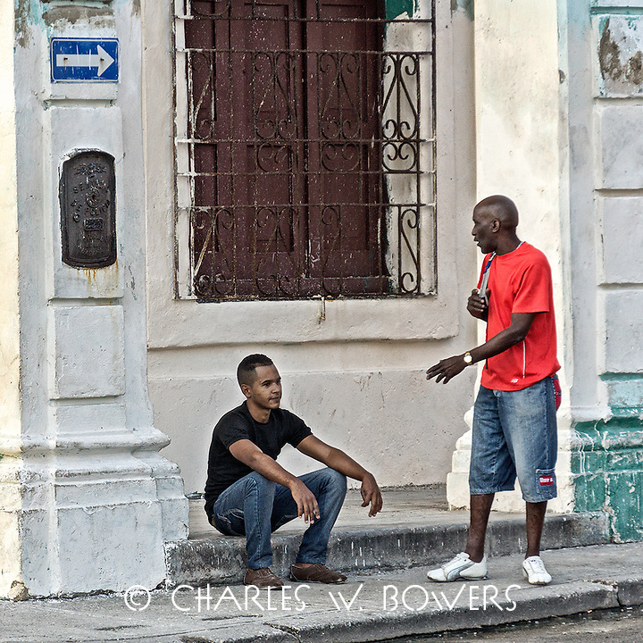 Faces Of Cuba - If I were you that's what I would do.<br />