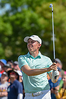 Matt Fitzpatrick (ENG) watches his tee shot on 7 during round 4 of the Arnold Palmer Invitational at Bay Hill Golf Club, Bay Hill, Florida. 3/10/2019.<br /> Picture: Golffile | Ken Murray<br /> <br /> <br /> All photo usage must carry mandatory copyright credit (© Golffile | Ken Murray)