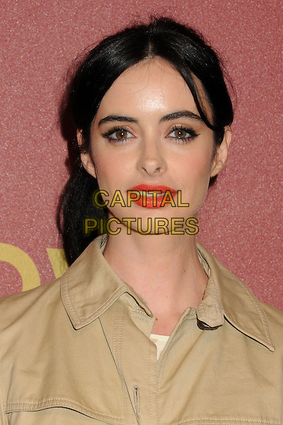 28 February 2014 - Los Angeles, California - Krysten Ritter. QVC Presents Red Carpet Style held at the Four Seasons Hotel. <br /> CAP/ADM/BP<br /> &copy;Byron Purvis/AdMedia/Capital Pictures