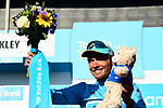 Magnus Cort Nielsen (DEN) Astana Pro Team wins at the summit of the Cow and Calf the finish of Stage 2 of the Tour de Yorkshire 2018 running 149km from Barnsley to Ilkley, England. 4th May 2018.<br /> Picture: ASO/Alex Broadway | Cyclefile<br /> <br /> <br /> All photos usage must carry mandatory copyright credit (&copy; Cyclefile | ASO/Alex Broadway)