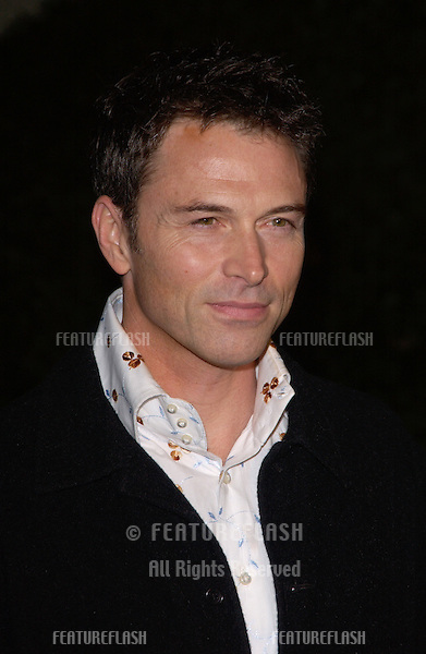 Jan 23, 2005; Los Angeles, CA: Actor TIM DALY at ABC TV's All Star Party on the Desperate Housewive lot at Universal Studios, Hollywood..
