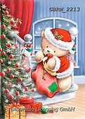 Roger, CHRISTMAS ANIMALS, WEIHNACHTEN TIERE, NAVIDAD ANIMALES, paintings+++++,GBRM2213,#xa#