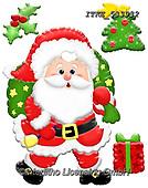 Isabella, CHRISTMAS SANTA, SNOWMAN, WEIHNACHTSMÄNNER, SCHNEEMÄNNER, PAPÁ NOEL, MUÑECOS DE NIEVE, paintings+++++,ITKE533932,#x# ,sticker,stickers