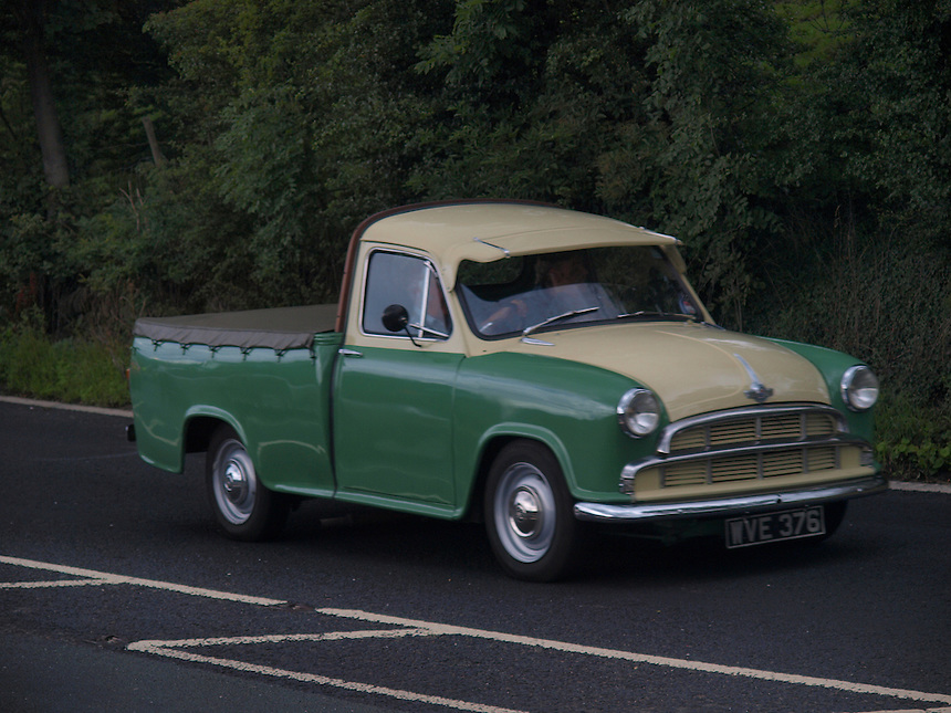 Morris Pick Up Trucks - 1960