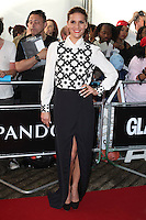 Amanda Byram<br /> arriving for the &quot;2013 Glamour Awards&quot;, Berkeley Square, London. Picture by: Lexie Appleby/Snappers/DyD Fotografos  04/06/2013
