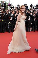 "Jessica Chastain attending the ""Madagascar III"" Premiere during the 65th annual International Cannes Film Festival in Cannes, France, 18.05.2012..Credit: Timm/face to face/MediaPunch Inc. ***FOR USA ONLY***"