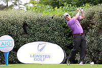 Paul O'Hanlon (Carton House) during the 2017 AIG Leinster Senior Cup Final at Malahide Golf Club.. 27/08/2017<br /> <br /> Picture Jenny Matthews / Golffile.ie<br /> <br /> All photo usage must carry mandatory copyright credit (&copy; Golffile | Jenny Matthews)