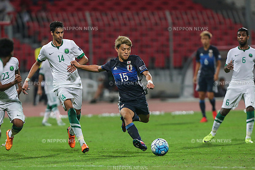Ritsu Doan (JPN), OCTOBER 30, 2016 - Football / Soccer : AFC U-19 Championship Bahrain 2016 Final match between Japan 0(5-3)0 Saudi Arabia at Bahrain National Stadium in Riffa, Bahrain. (Photo by AFLO)