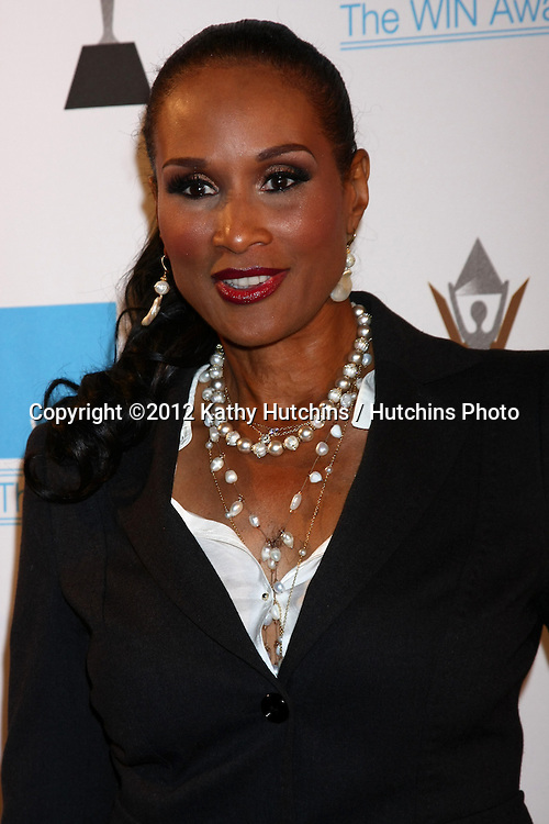 LOS ANGELES - DEC 12:  Beverly Johnson arrives at the 14th Annual Women's Image Network Awards at Paramount Theater on December 12, 2012 in Los Angeles, CA