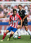 Luciano Vietto of Atletico de Madrid in action during the La Liga 2017-18 match between Atletico de Madrid and Sevilla FC at the Wanda Metropolitano on 23 September 2017 in Wanda Metropolitano, Madrid, Spain. Photo by Diego Gonzalez / Power Sport Images